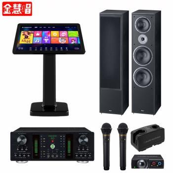 金慧唱 NOTE PLUS V2.0/21.5吋點歌面板4TB+DB-7A+AT-CLM9000TX 771+Monitor Supreme 2002