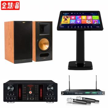 金慧唱 NOTE PLUS V2.0/21.5吋點歌面板4TB+DB-9A+ACT-869 PRO+RB-81 II