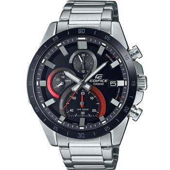 CASIO EDIFICE 賽車運動計時腕錶(EFR-571DB-1A1)