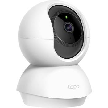 TP-Link Tapo C210 旋轉式 家庭安全防護 Wi-Fi 攝影機