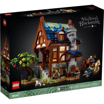 LEGO樂高積木 21325 202105 IDEAS 系列 - 中世紀鐵匠