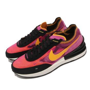 Nike 休閒鞋 Waffle One 復古 男鞋 小Sacai 平民版 流行球鞋 紫 黑 DA7995600 [ACS 跨運動]