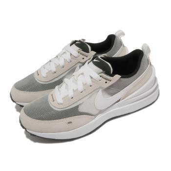 Nike 休閒鞋 Waffle One PS 運動 童鞋 基本款 簡約 舒適 球鞋 中童 穿搭 灰 白 DC0480100 [ACS 跨運動]