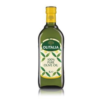 奧利塔 冷壓純橄欖油 1L【愛買】