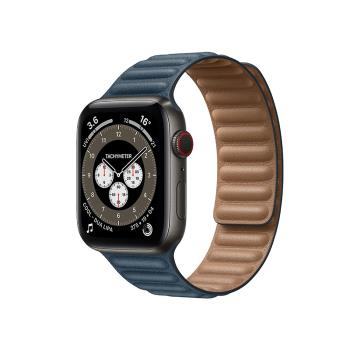 Promate Apple Watch 38/40mm 高質感磁吸式錶帶(Maglet)