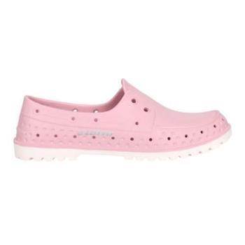 LOTTO 女經典帆船洞洞鞋-台灣製 海邊 排水 水陸鞋 懶人鞋 走路鞋 輕便鞋