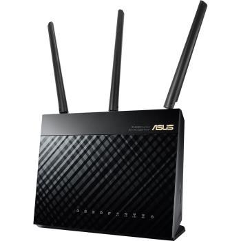 ASUS 華碩 RT-AC68U V3 AC1900 雙頻 Gigabit 無線路由器