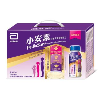 亞培 小安素均衡完整營養即飲配方(237ml x 8入)