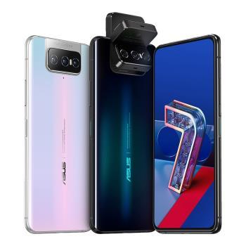 【福利品】ASUS ZenFone 7 Pro ZS671KS(8G/256G) 6.67吋翻轉三鏡頭5G手機