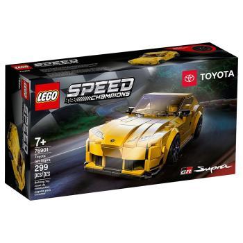 LEGO樂高積木 76901 202106 SPEED CHAMPIONS 系列 - Toyota GR Supra