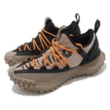 Nike 戶外鞋 ACG Mountain Fly 運動 男鞋 襪套 舒適 都市機能 球鞋 穿搭 反光 卡其 黑 DA5424200