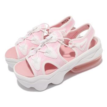 Nike 涼鞋 Air Max Koko Sandal 女鞋 氣墊 避震 舒適 輕便 厚底 穿搭 球鞋 白 粉 CI8798101 [ACS 跨運動]