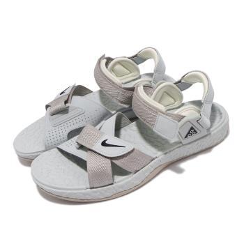 Nike 涼鞋 ACG Air Deschutz 運動 男女鞋 經典款 夏日 戶外 輕便 潮流 穿搭 灰 綠 DC9093200 [ACS 跨運動]