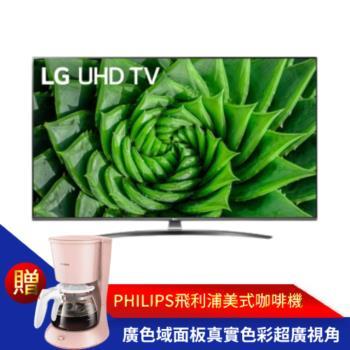 LG 樂金 65吋 4K AI語音物聯網電視 65UN8100PWA (送基本安裝)-庫J