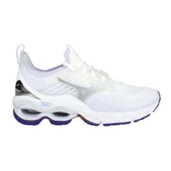 MIZUNO WAVE CREATION 22 WAVEKNIT女慢跑鞋