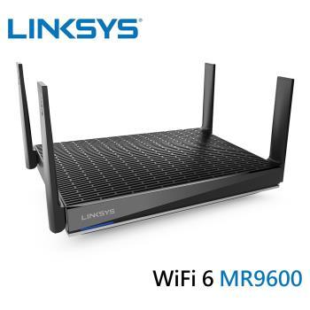 Linksys 雙頻 MR9600 Mesh AX6000 WiFi 6 路由器