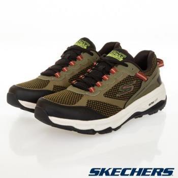 SKECHERS GORUN TRAIL ALTITUDE 男鞋 慢跑 越野 輕量 防潑水 咖【運動世界】220111OLBK