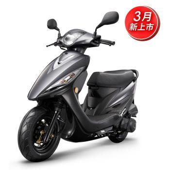 KYMCO 光陽 GP 125 鼓剎新式樣 六期 (2021新車) -24期
