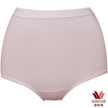【華歌爾】新伴蒂-S型 高腰M-3L機能內褲盒裝6件組(柔粉紅)
