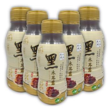 【尚野家&廣生藥房】有機黑糖黑木耳露350mlx24瓶(箱)
