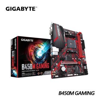 技嘉 GIGABYTE B450M GAMING 主機板