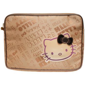HELLO KITTY凱蒂貓限量版筆電包包筆電套筆電收納包 901660【卡通小物】