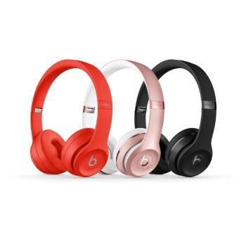 【Beats】Beats Solo3 Wireless 頭戴式藍芽耳機(公司貨)