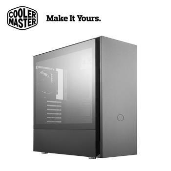 【Cooler Master 酷碼】Silencio S600 玻璃透側機殼