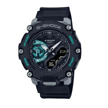CASIO G-SHOCK 冒險家 耐衝擊戶外雙顯腕錶 GA-2200M-1A