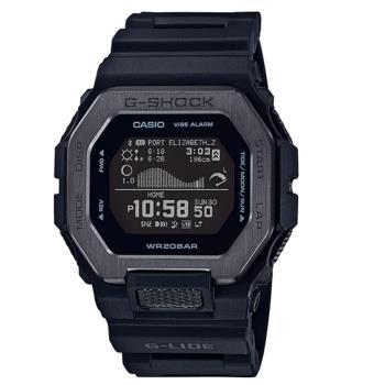 CASIO G-SHOCK 藍牙連線 極限運動衝浪腕錶 GBX-100NS-1