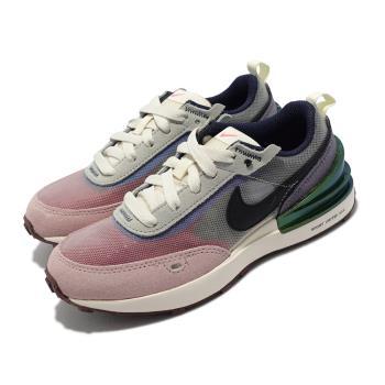 Nike 休閒鞋 Waffle One BP 運動 童鞋 小Sacai 透明網布 麂皮 中童 球鞋穿搭 彩 DM5455-701 [ACS 跨運動]