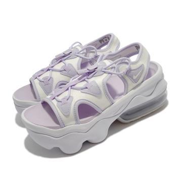 Nike 涼鞋 Air Max Koko Sandal 女鞋 氣墊 避震 舒適 輕便 厚底 穿搭 球鞋 紫 白 CI8798-501