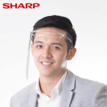 《現貨》【SHARP夏普】蛾眼科技防護面罩組 / 2組