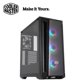 【Cooler Master 酷碼】MasterBox MB520 ARGB 直立式機殼