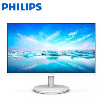 PHILIPS 271V8W 27吋 IPS面板 FHD 窄邊框寬螢幕