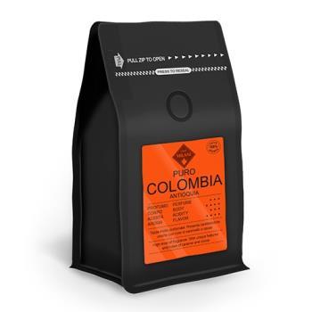 【CAFFÉ MILANI 米拉尼咖啡】100%阿拉比卡豆 哥倫比亞 精品咖啡豆(200g/袋)
