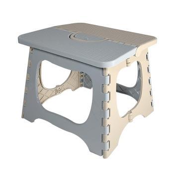 雙色手提折疊收納椅