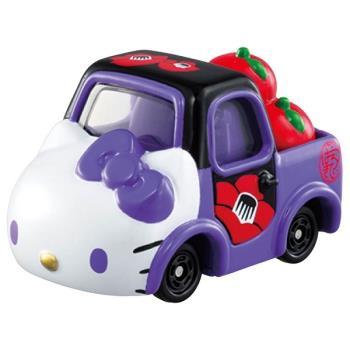 TOMICA Dream Hello Kitty 和服系列-紫 TM16684 多美小汽車