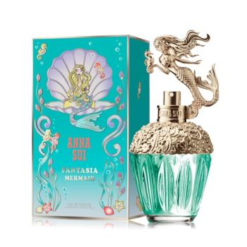 ANNA SUI安娜蘇 童話美人魚淡香水 Fantasia Mermaid(30ml)-國際航空版