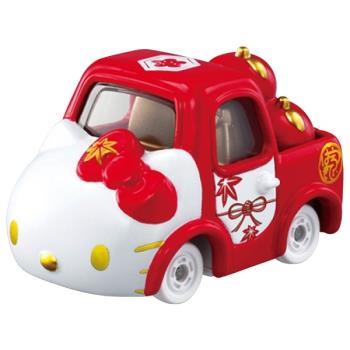 TOMICA Dream Hello Kitty和服系列-紅 TM16669 多美小汽車