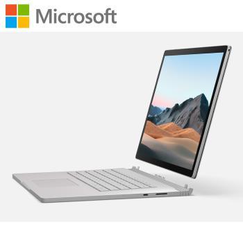 Microsoft微軟 Surface Book3 15吋 i7/GTX1660Ti/32G/1TB/Win10H SMV-00020 白金
