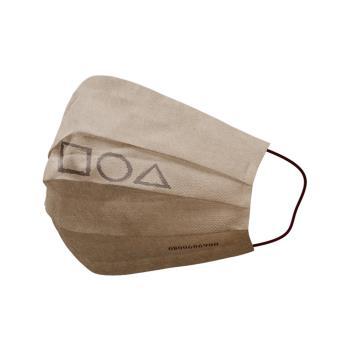 【Hong Man】魷魚遊戲 符號造型 平面口罩 10入/盒