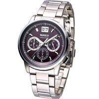 ALBA WIRED 時尚三眼計時腕錶 VK73-X004R