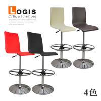 邏爵LOA-020A0X悠質超高腳馬鞍皮革事務椅/電腦椅/吧台椅(四色)