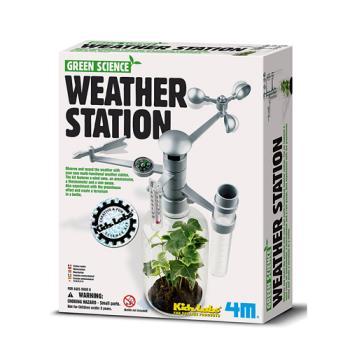 4M科學探索系列 - 環保氣象台