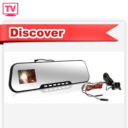 Discover瞻前顧後行車記錄器