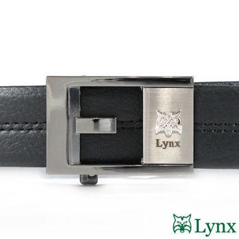【Lynx】紳士自動扣皮帶