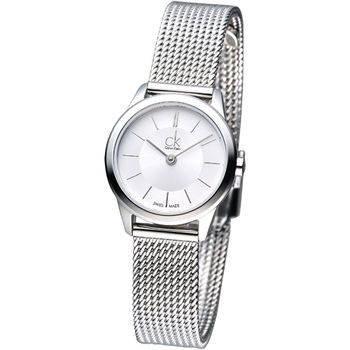 cK 經典系列米蘭仕女腕錶