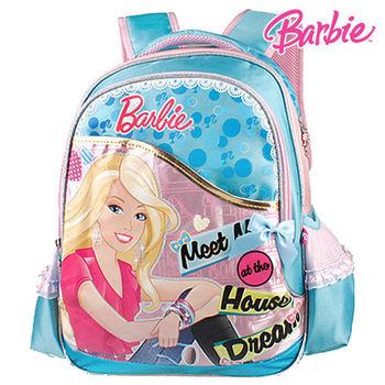 《BARBIE》芭比魔力甜心新生書包B (藍色) 1入