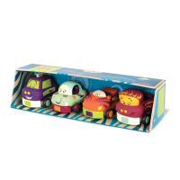 美國【B.Toys】- 寶寶迴力車